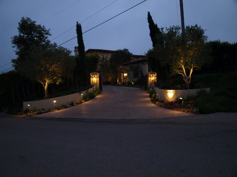 Landscape Lighting Lake Sherwood Fixtures