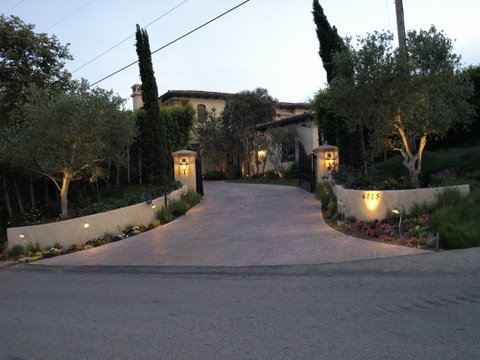 Landscape Lighting Lake Sherwood Exterior Lighting