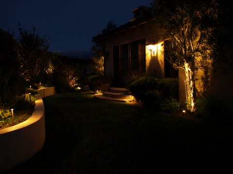 Landscape Lighting Lake Sherwood Landscape Lights