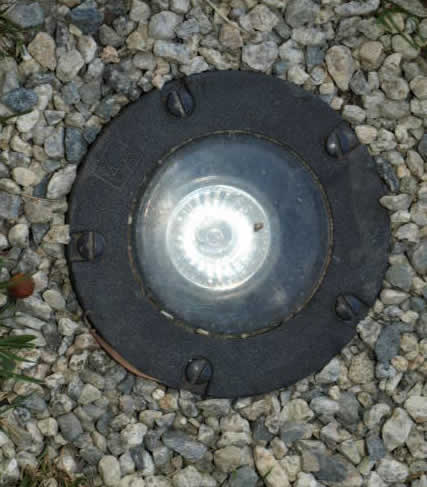 Landscape Lighting Lake Sherwood Well Light